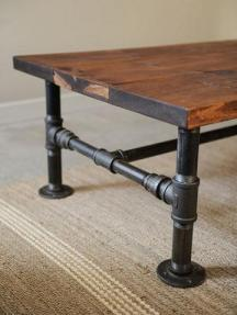 diy-rustic-industrial-coffee-table
