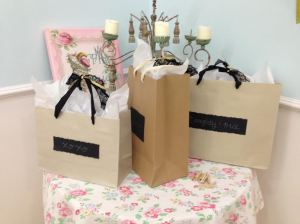 Carrie's Shower Gift Bags - Copy