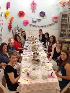 Carrie's Shower Group